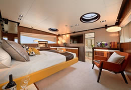 Horizon Yachts Interior
