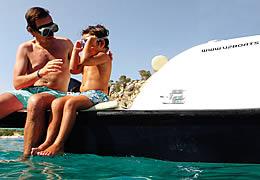 V2 Boats Man and Boy